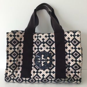 Tory Burch Ella Tote Limited Edition Print